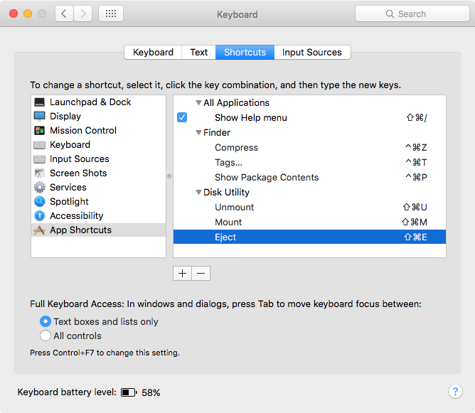 Disk Utility Redone